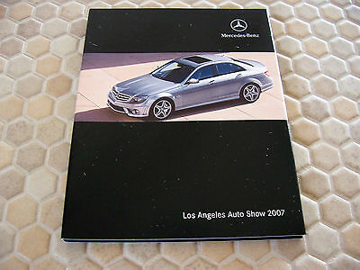 Mercedes Benz Official Full Line Press Kit Cd Brochure 2008 Usa Edition New