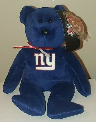 TY BEANIE BABY ~ DALLAS COWBOYS the NFL Football Bear 8