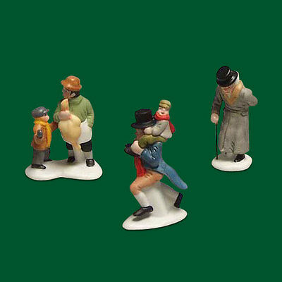 Dept 56 Dickens Village ~ Christmas Carol Characters ~  Mint In Box 65013