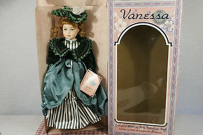 The Vanessa Doll Collection Canada 1996 New in Box, Never displayed
