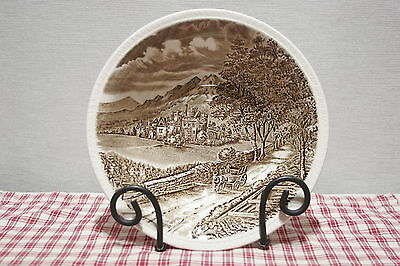"""Wood & Sons WESTMORLAND 8 1/4"""" Round Open Vegetable Bowl(s) Transferware Mint"""