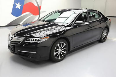 2015 Acura TLX  2015 ACURA TLX TECH HTD LEATHER SUNROOF NAV REARCAM 19K #000223 Texas Direct