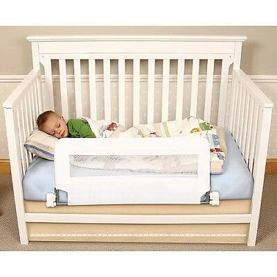 Regalo Swing Down Safety Crib Rail