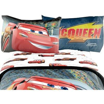 Cars 3 Twin Sheet Set