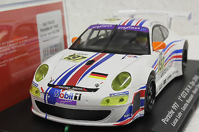 Fly 704201 Porsche 997 Rsr Gt2 High Performance Chassis Spa *blem* 1/32 Slot Car