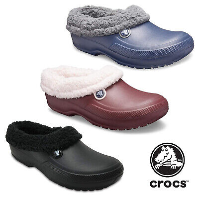 Crocs Blitzen III Clog Warm Lined Unisex Winter Cushioned Garden Shoes UK 4-12