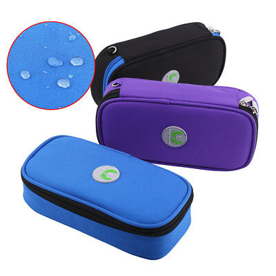 1X Insulin Pen Case Pouch Cooler Travel Diabetic Pocket Cooling Protector Bag EB