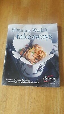 Slimming world fakeaways book