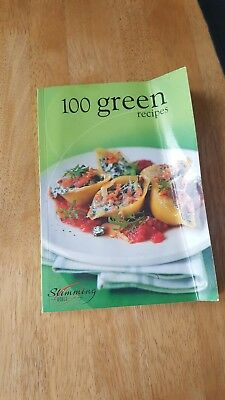 Slimming World Recipe Book 100 Green Recipes (USED)