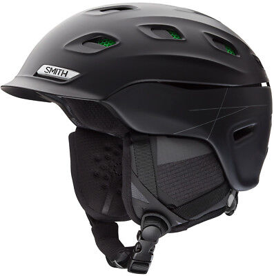 Smith Vantage Skihelm matte black Gr. L