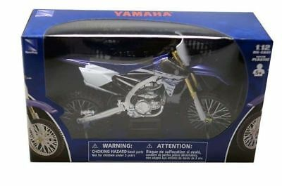 Yamaha Yzf Yz 450 F  Toy Model Diecast Huge 1:6 Scale Gift Idea Christmas