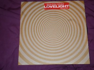 Stereo Action Unlimited – Lovelight_Electronic Record_Bargain