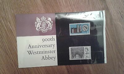 Gb Westminster Abbey Presentation Pack