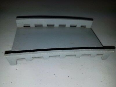 Flyer BRIDGE Gray for ALL ABOARD Pikemaster SCENIC PANEL Needs cleand Used PARTS