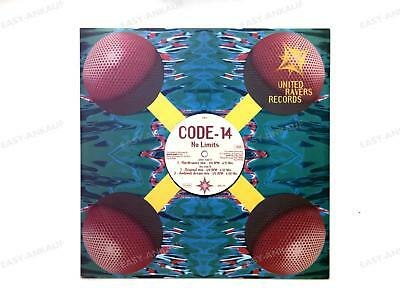 Code-14 - No Limits GER Maxi 1995 /3