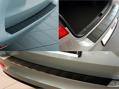 VW CADDY 2015- Loading Area Protector - Black with Splay