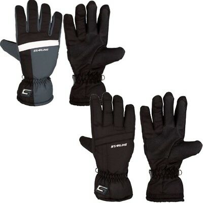 HERREN WINTER HANDSCHUHE Ski-Handschuhe mit Thinsulate® Wärmeisolation #431