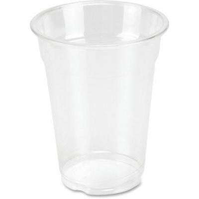 Genuine Joe Clear Plastic Cups 58233