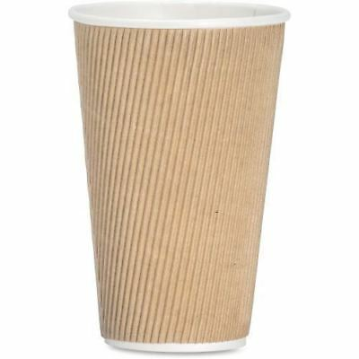 Genuine Joe Ripple Hot Cups 11257PK