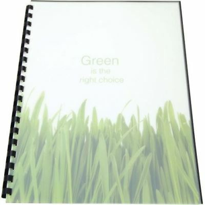 Swingline GBC 100% Recycled Poly Cover 25817