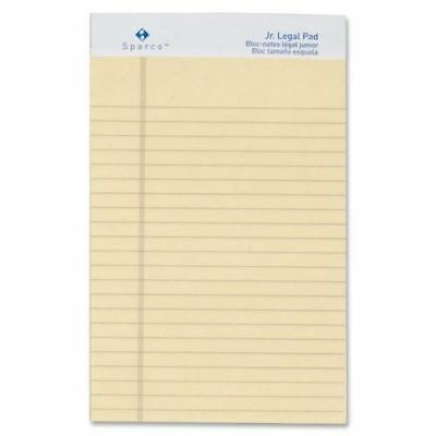Sparco Colored Jr. Legal Ruled Writing Pads 01069