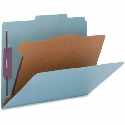 Nature Saver Cleared Top-tab 1-Divider Classification Folder SP17219