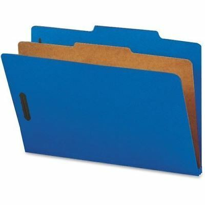 Nature Saver Cleared Top-tab 1-Divider Classification Folder SP17221