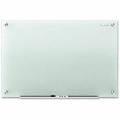 Quartet Infinity Frosted Glass Board 20108