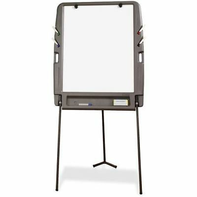 Iceberg Portable Flipchart Easel with Dry-erase Surface 30227