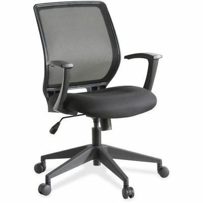 Lorell Executive Mid-back Work Chair 84868