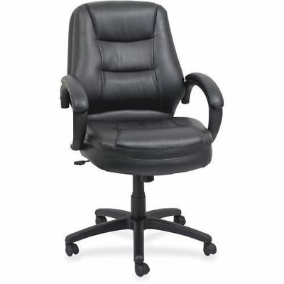 Lorell Westlake Mid Back Managerial Chair 63287