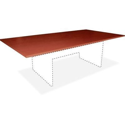 Lorell Essentials Series Cherry Conference Table 87374