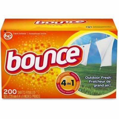 Bounce 4-in-1 Dryer Sheets 30420