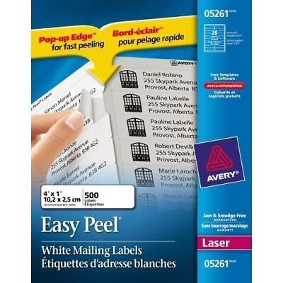 Avery Mailing Label 05261