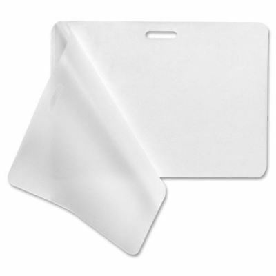 Business Source Government-size Card Laminating Pouch 20852