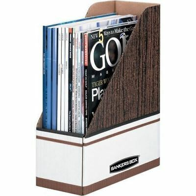 Bankers Box Magazine Files - Oversized Letter 07224