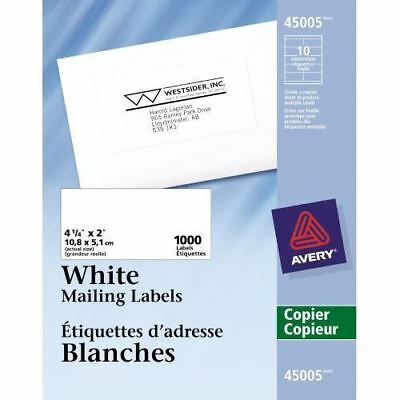 Avery Address Label 45005