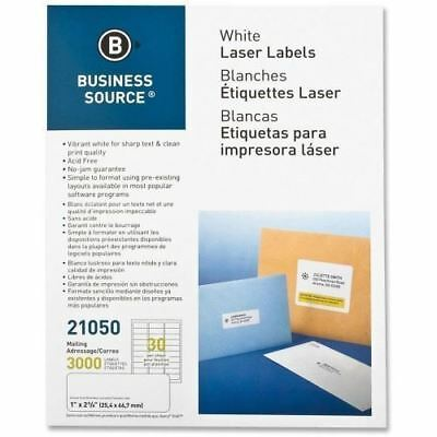 Business Source Mailing Label 21050