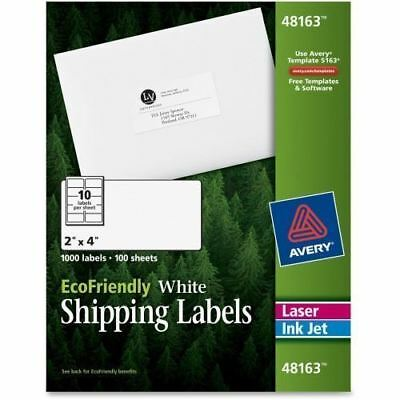 Avery Mailing Label 48163