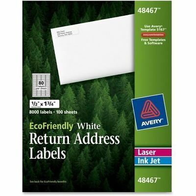 Avery Mailing Label 48467