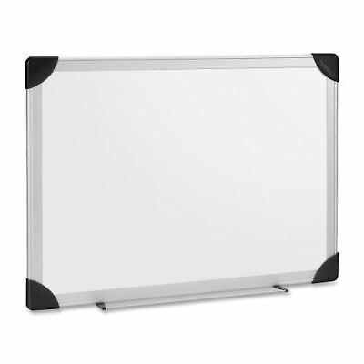 Lorell Aluminum Frame Dry Erase Board 55650