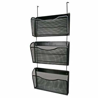 Rolodex Expressions Mesh 3-Pack Hanging Wall File 21961