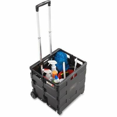 Safco Stow Away Folding Caddy 4054BL