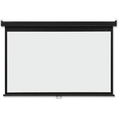 """Acco Projection Screen - 91.8"""" - 16:9 - Wall Mount, Surface Mount 3413885571"""