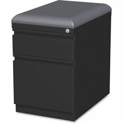 Lorell Mobile Pedestal File with Seating 49539