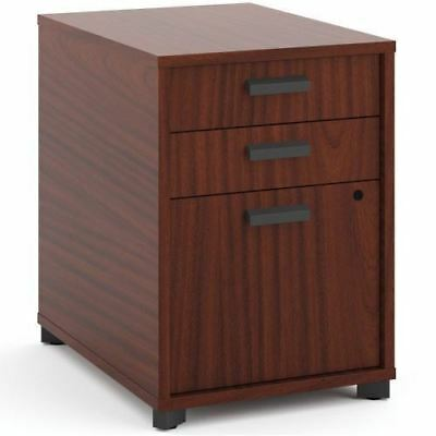 Basyx by HON Manage Series Chestnut Freestanding Pedestal MGPEDC1A1