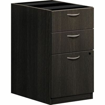 Basyx by HON BL Series 2-Box Pedestal File BL2162ESES