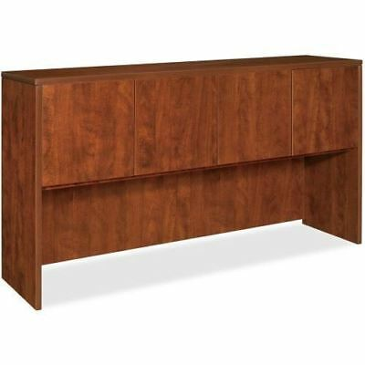 Lorell Essentials Hutch with Doors 69416