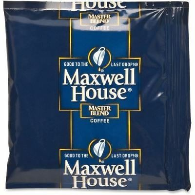 Maxwell House Pre-measured Coffee Pack Ground GEN86635