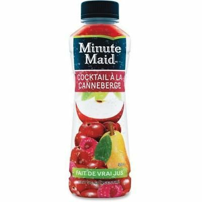 Minute Maid Cocktail Cranberry Drink 5963